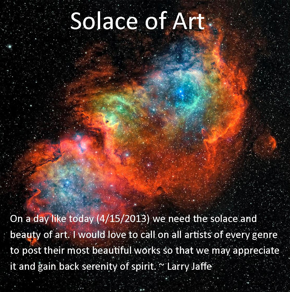 Solace of Art